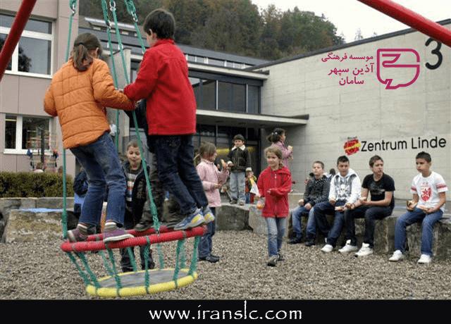 آموزش زبان در سوئیس