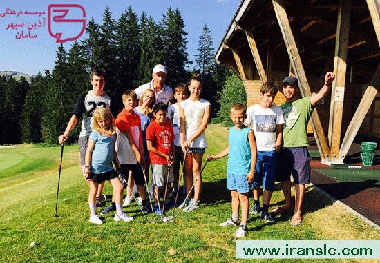 کمپ تابستانی