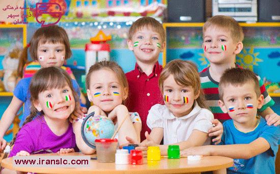 آموزش زبان به کودکان