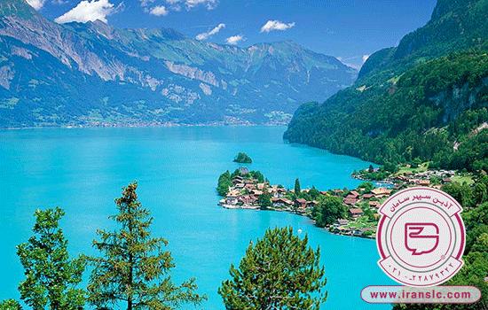 دهکده برینز در سوئیس